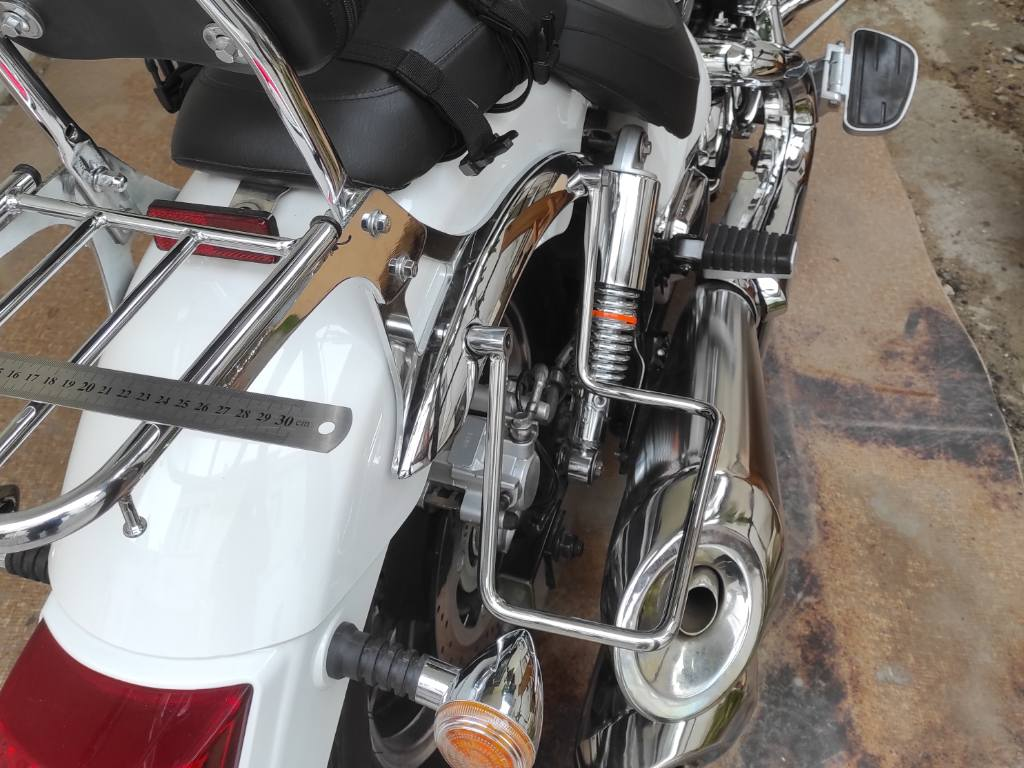 Saddlebag Support Stay for Lifan V16( LF - 250 D) (2019year)
