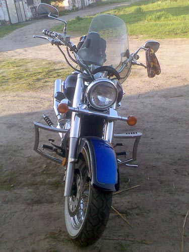 Highway Bar for Suzuki VL 800 Volusia 805 (2001year)