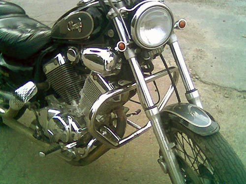 Highway Bar for Yamaha Virago 400