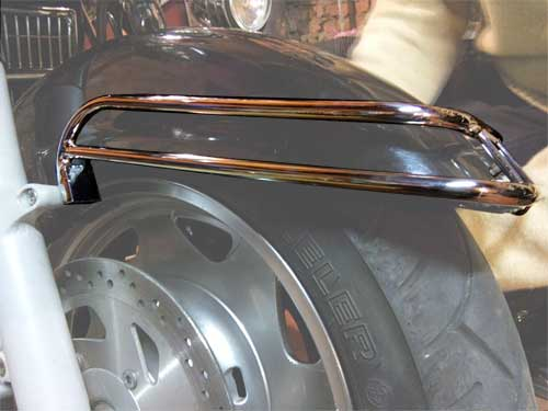 Front Bumpers for Suzuki Intruder C1500 (2006year)
