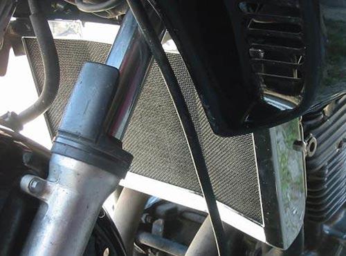 Радіаторні решітки на мотоцикл Honda CB 500