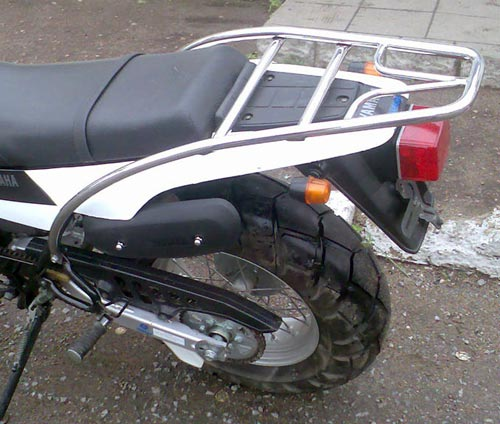Luggage Rack for Yamaha TW 200