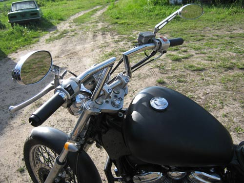 Handlebars for Honda Steed 400 VLX