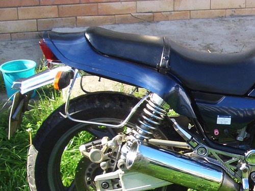 Рамки кофрів на мотоцикл Yamaha FZX 750